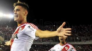 Martínez Quarta, ilusionado con que River dará vuelta la serie ante Paranaense