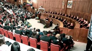El Congreso designó un nuevo Tribunal Superior de Justicia y ya son 100 las víctimas fatales