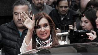 Cristina Kirchner, sus hijos y De Vido no votaron