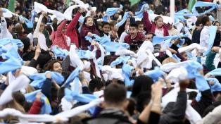 Los festejos por el Día de la Bandera se destacan en las propuestas turísticas