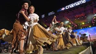 Presentan la Fiesta Nacional del Chamamé 2018