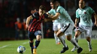 San Lorenzo cayó en Santa Fe ante Colón y se aleja de la Copa Libertadores