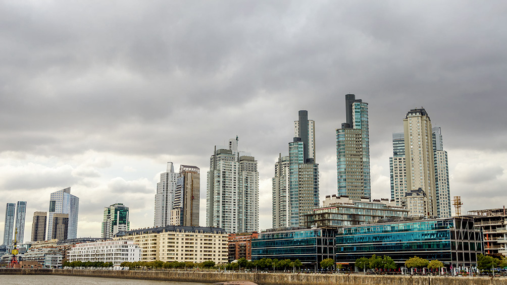 Tormentas aisladas y máxima de 31 grados en la ciudad de Buenos Aires y alrededores