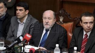 Verna negó falta de colaboración en la seguridad de Macri