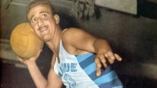 El ex basquetbolista campeón del mundo en 1950,  Omar Monza, falleció a los 88 años