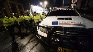 Las FARC y el ELN condenan el atentado de Bogotá