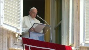 El Papa expresó su cercanía con las víctimas del alud en China