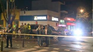 Al menos ocho muertos y 50 heridos en un confuso ataque