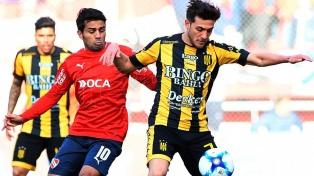 Independiente igualó ante Olimpo en Avellaneda