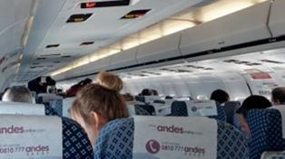 Comenzó a funcionar el vuelo directo de Andes entre Aeroparque y Mar del Plata