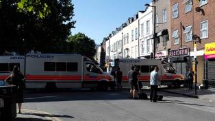 El atacante de Londres es un británico con presuntos problemas mentales