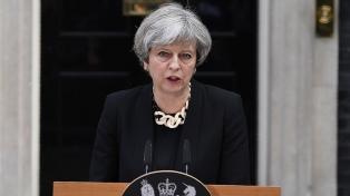 May confirmó que el autor del atentado de la mezquita de Londres actuó solo