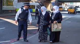 Perpetua para el británico que atropelló a musulmanes cerca de una mezquita