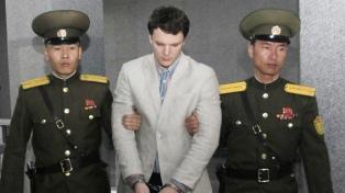 La familia de un ex-preso demandó en EEUU a Corea del Norte por asesinato