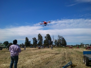 Los drones no pueden operar cerca de los aeropuertos