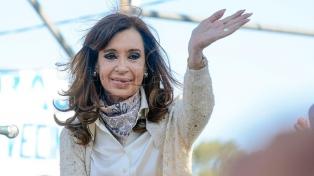 Cristina Kirchner lanza Unidad Ciudadana con un acto en Sarandí