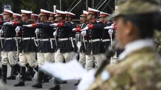 Oficializan acordada para el voto de las Fuerzas Armadas y de seguridad federal
