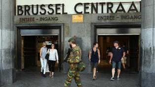 Bélgica busca a cómplices del atacante de Bruselas