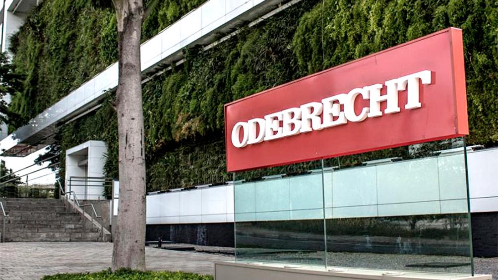 La constructora brasileña Odebrecht se declaró en bancarrota en EE.UU.