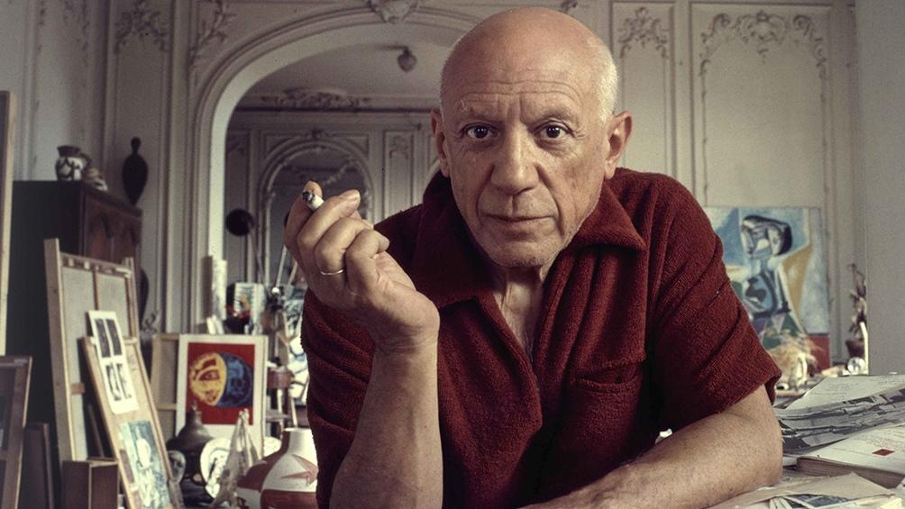 Investigan si cuadro hallado en Rumania podria ser Picasso robado