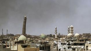 Indignación en el mundo y en Irak con el Estado Islámico por la destrucción de la famosa mezquita