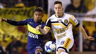 Boca empató con Olimpo en su primer partido como campeón