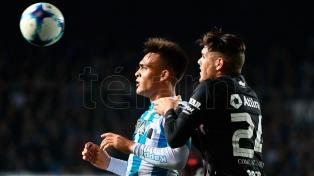 Racing le ganó a Colón y afianza sus chances de clasificarse para la Libertadores