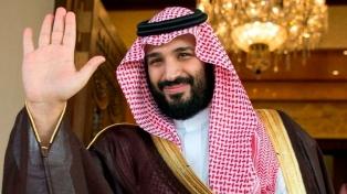El rey saudí eligió a su hijo Mohamed Bin Salman como su heredero