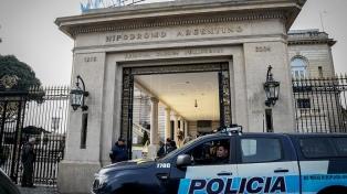Allanaron el Hipódromo y el Casino flotante por posible evasión impositiva