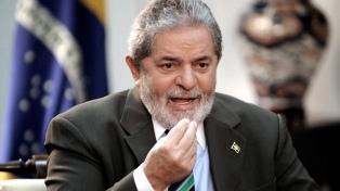 """Lula critica la gira por Rusia y Noruega de Temer, que asegura que su país es """"prospero"""""""