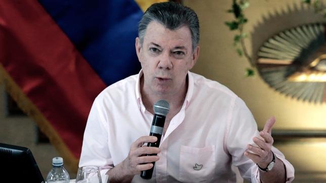 Maduro a Santos: trágate tus medicinas y tu cocaína