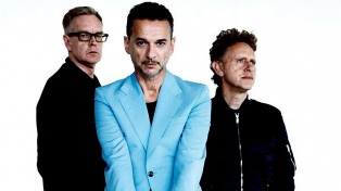 Depeche Mode lanzó un original video en 360°