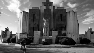 Inauguraron en Roma una muestra dedicada al arquitecto Francisco Salamone