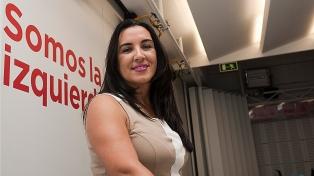 Mónica González, una argentina en la nueva conducción del socialismo español