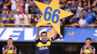 El campeón Boca le ganó a Unión en la Bombonera