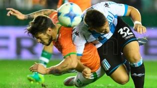 Racing derrotó a Banfield y aumentó sus chances de clasificar a la Libertadores