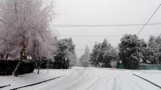 Centralizan los operativos de asistencia a los afectados por las fuertes nevadas