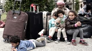 Se multiplican los pedidos de refugio y crecen veinte veces en siete años