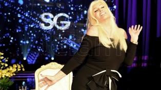 Susana Giménez vuelve renovada a la pantalla de Telefe