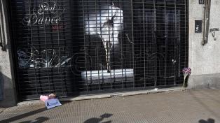 Vecinos, familiares y amigos de los estudiantes recordaron a las víctimas del micro accidentado en Mendoza