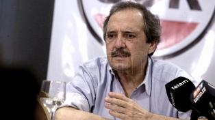 Radicales alfonsinistas instan a que un grupo de países de la región negocie con las FFAA