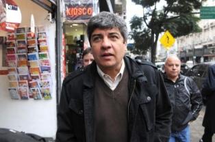 Moyano y Schmid se reunieron con Alfonsín para analizar el proyecto de reforma laboral