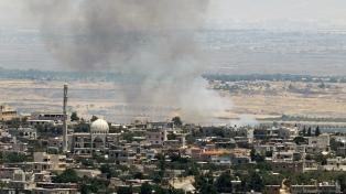 Dos menores muertos y otros nueve civiles heridos por un bombardeo