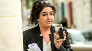 Conmovedora historia de amor de una mujer francesa y un refugiado iraní
