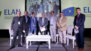 60 empresas europeas llegaron a Buenos Aires a explorar oportunidades de negocios