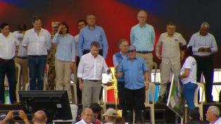 La justicia colombiana blindó el acuerdo de paz con las FARC por 12 años