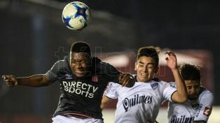 El Pincha ganó y se clasificó a la Libertadores