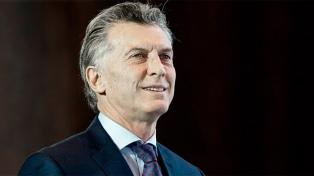 Macri pasará el 9 de Julio en la Fragata Libertad