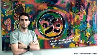 """Tomás Escobar: """"La misión de Acámica es crear el talento del futuro"""""""
