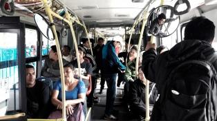 Comenzó el debate para aumentar la tarifa del transporte
